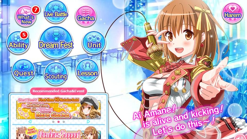 Idol Wars Online