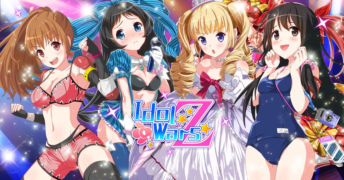 idol wars z hentai