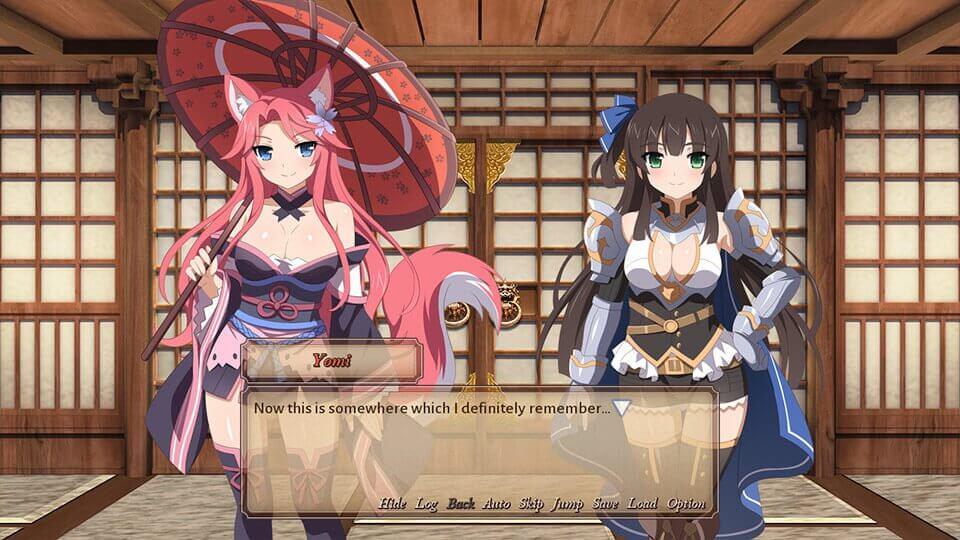 Sakura dungeon rpg fantasy about sakura dungeon in this story players