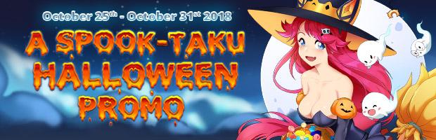 A Spooktaku Halloween Promotion