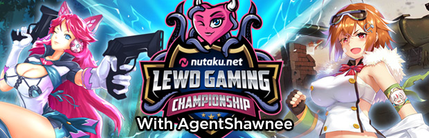 AgentShawnee Tries out Nutaku's eSports Lewd Gaming Championship