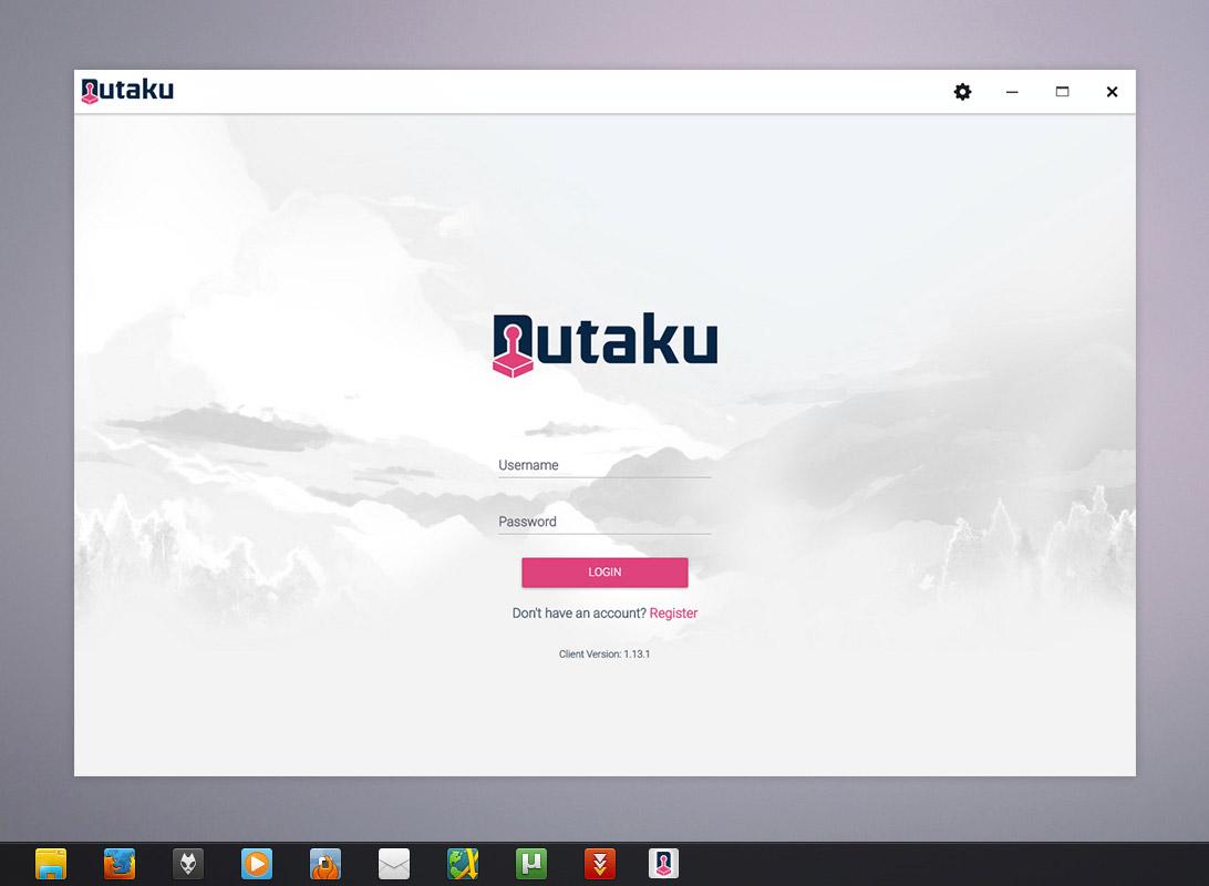 Nutaku Desktop Client