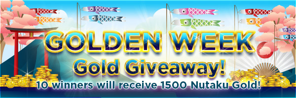 Golden Week for Nutaku