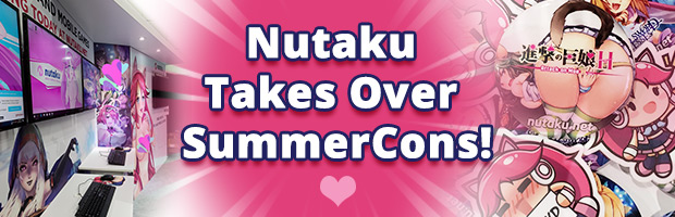 Nutaku Takes Over SummerCons!