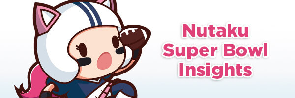 Nutaku Super Bowl Insights