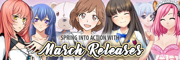 Spring into Action with March Releases!