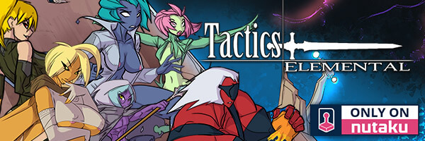 Tactics Elemental is released exclusively on Nutaku on Thursday, April 6, 2017.