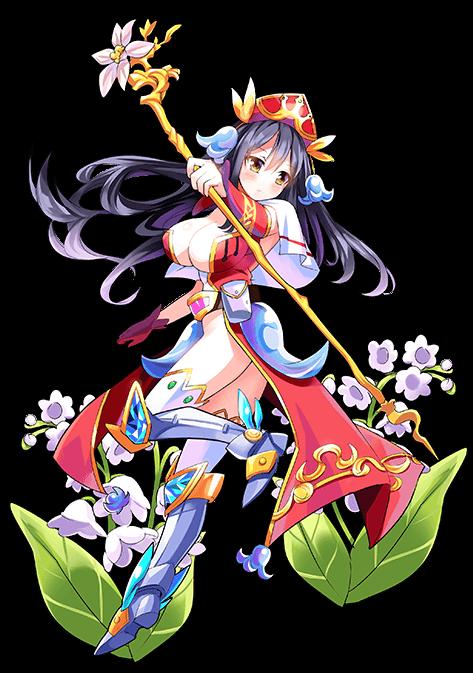 flower knight girl