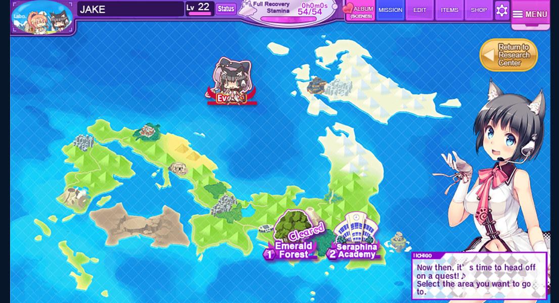Play Osawari Island-1