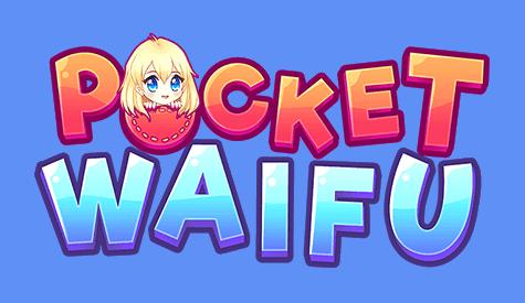 Pocket Waifu Logo