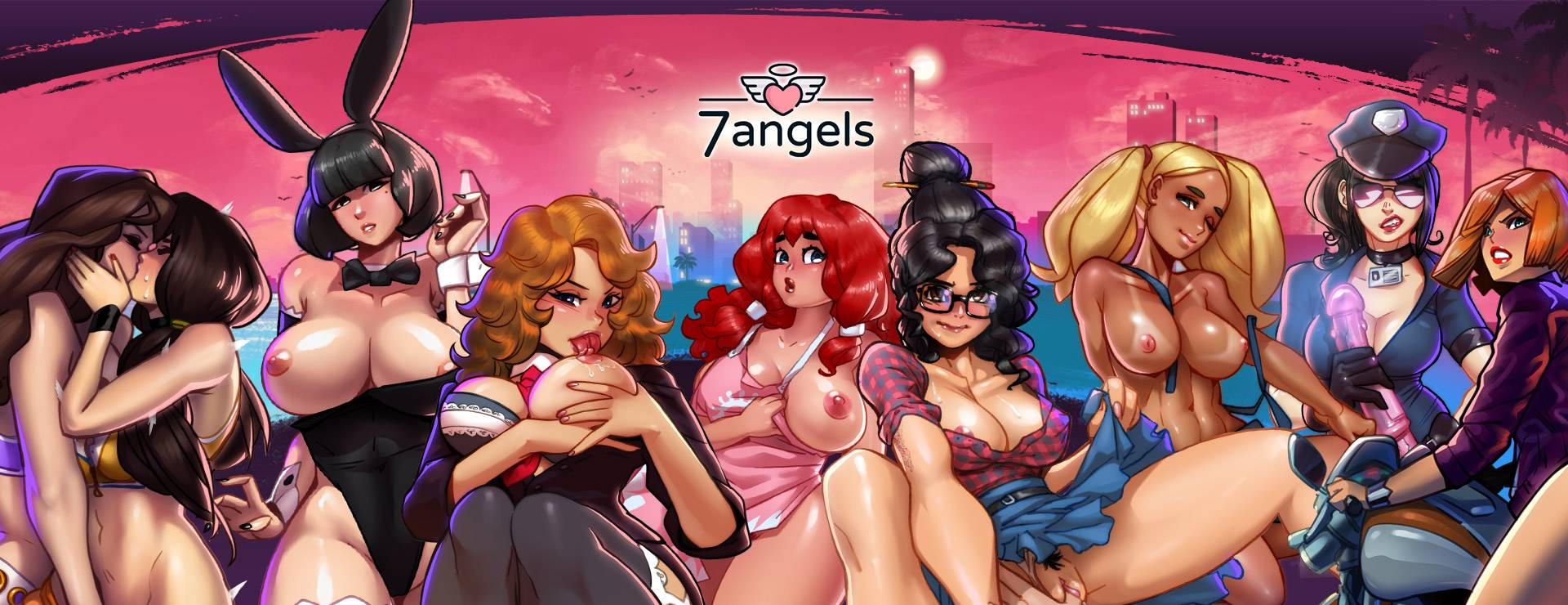 7 Angels - Casual Game