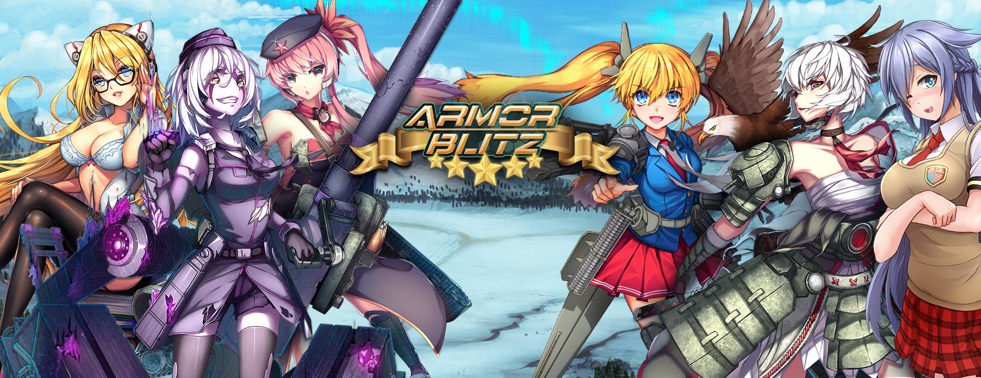 Armor Blitz Online - Strategy Game