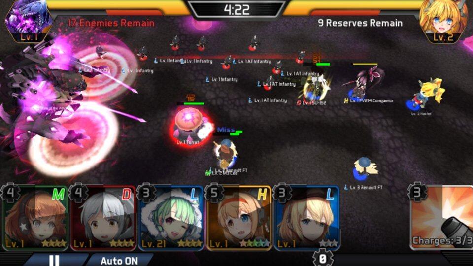 strategy Game - Armor Blitz Online
