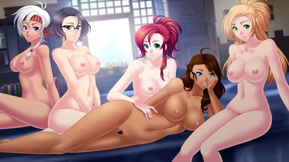 Battle Girls