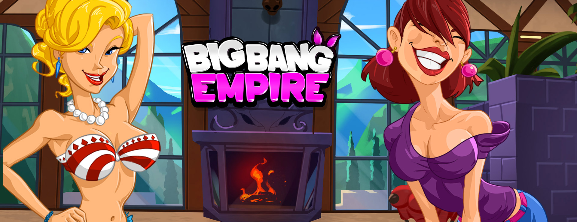 Big Bang Empire Online - RPG Spiel