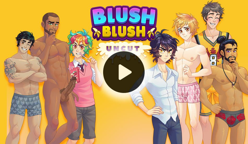 casual Game - Blush Blush
