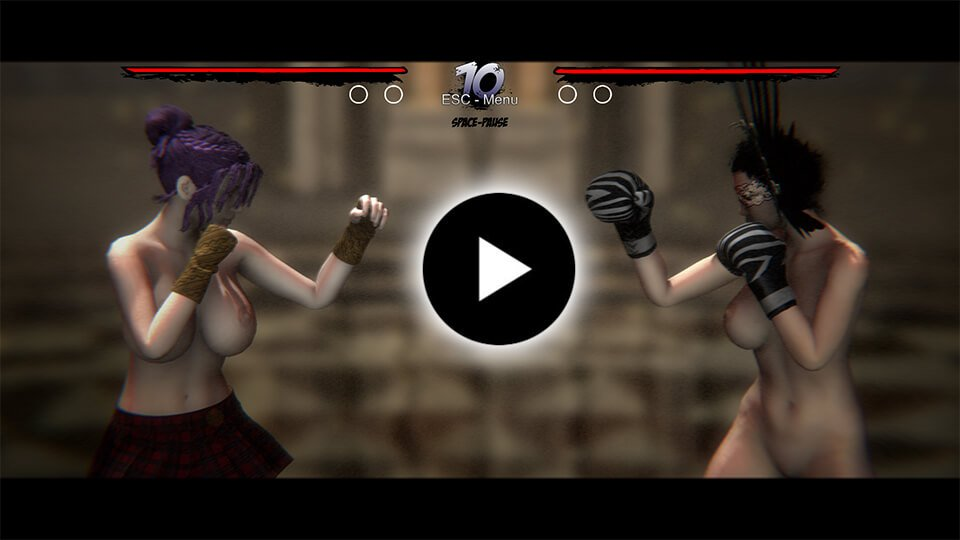 Boxing Ring XXX - Action Adventure Game