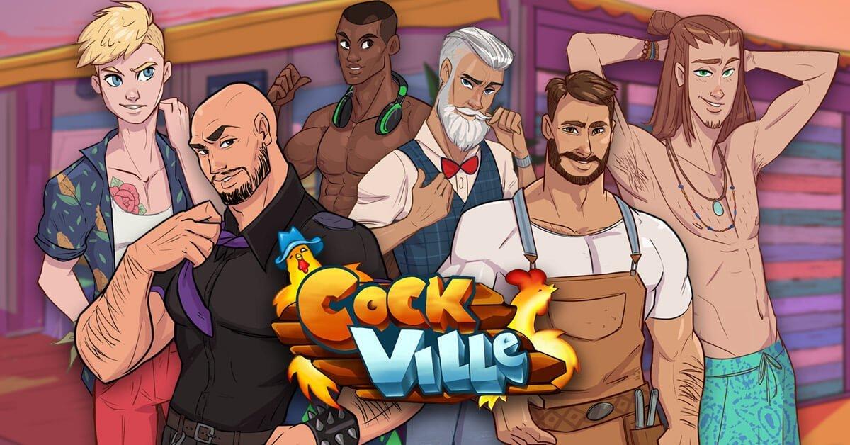 Cockville DL - Simulation Game