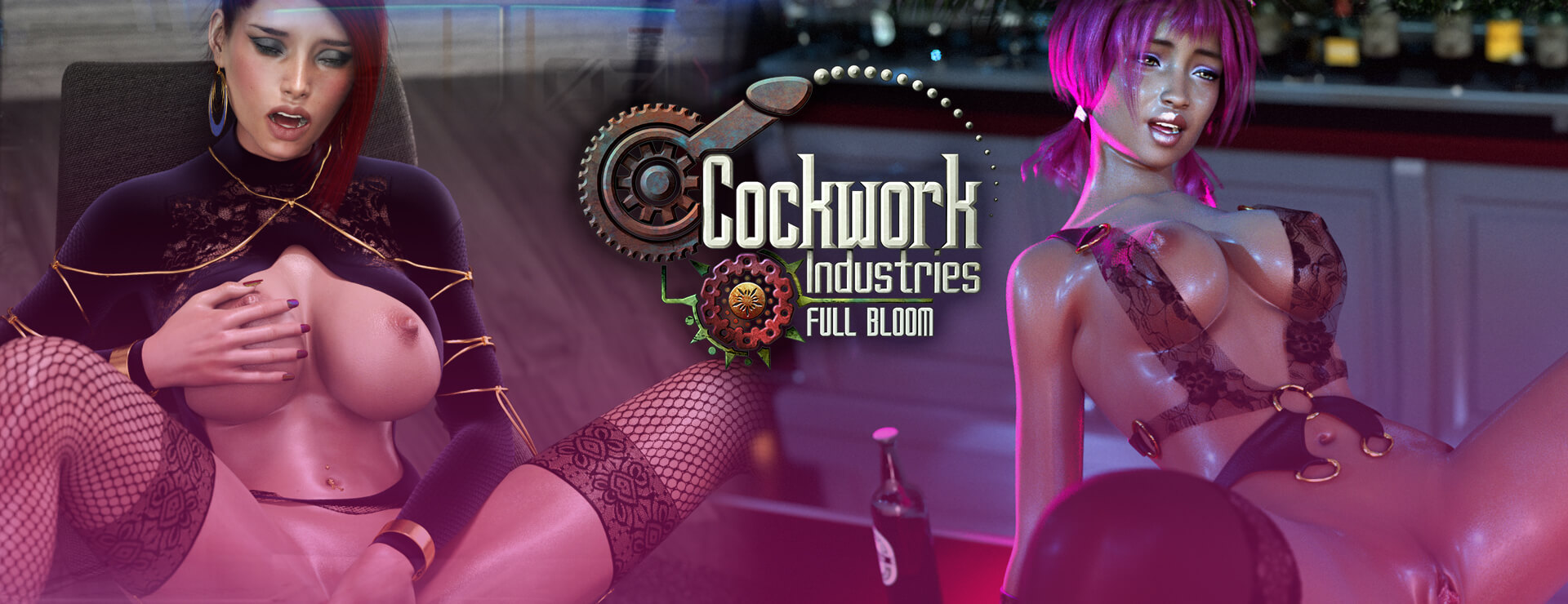 Cockwork Industries: DLC Pack - Action Adventure Game