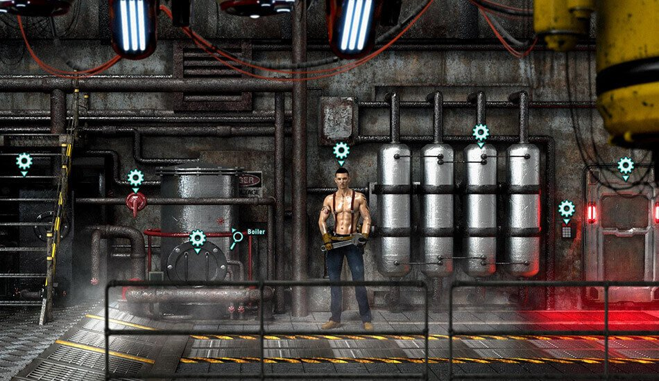 action-adventure Game - Cockwork Industries: DLC Pack