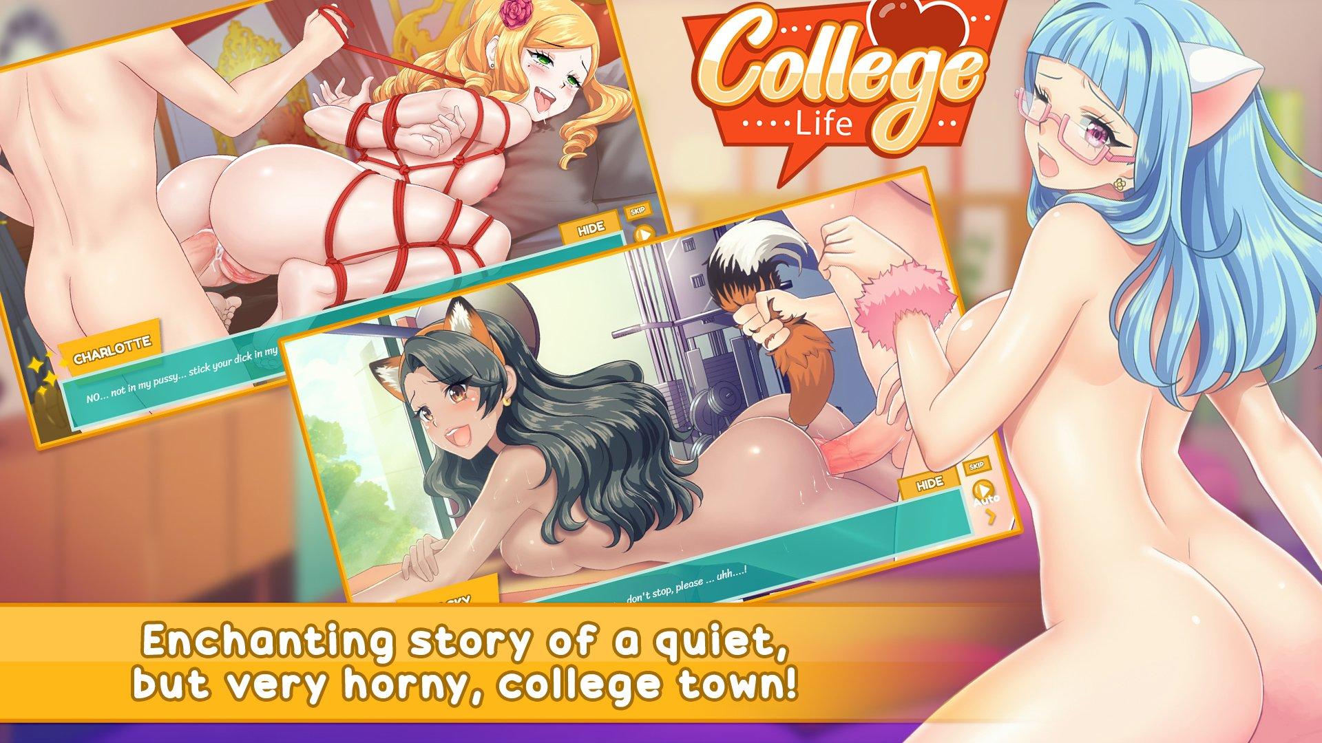 (18+) College Life (MOD APK) v1.7.3 2