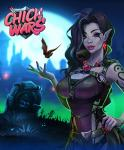 Chick Wars - Card Battle RPG Game