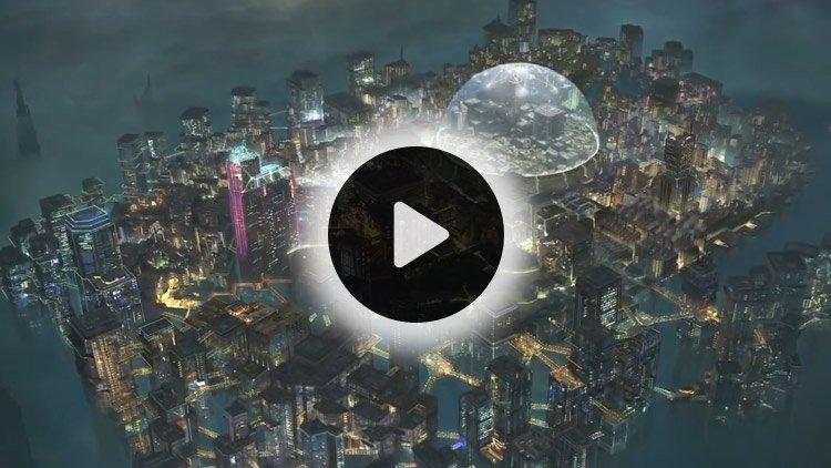 Echo Tokyo Intro - Visual Novel Game