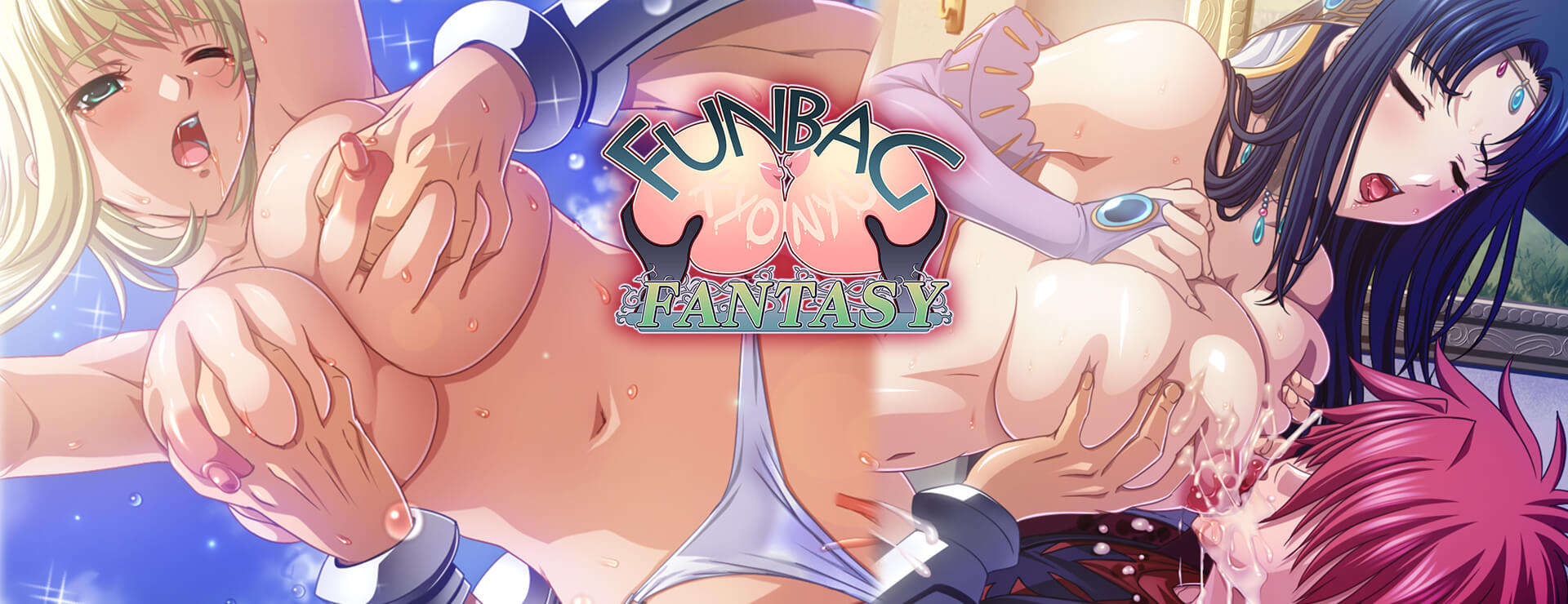 Funbag Fantasy - Visual Novel Game
