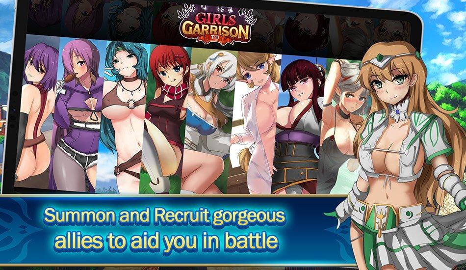 Girls Garrison DL