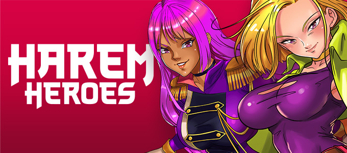 action-adventure Game - Harem Heroes