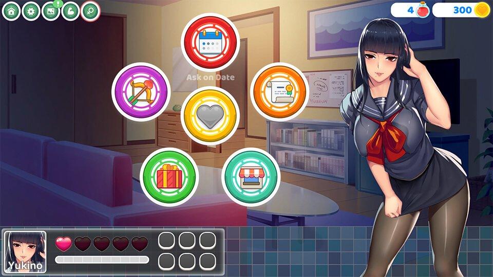 Hentai sim dating game cheek online dating