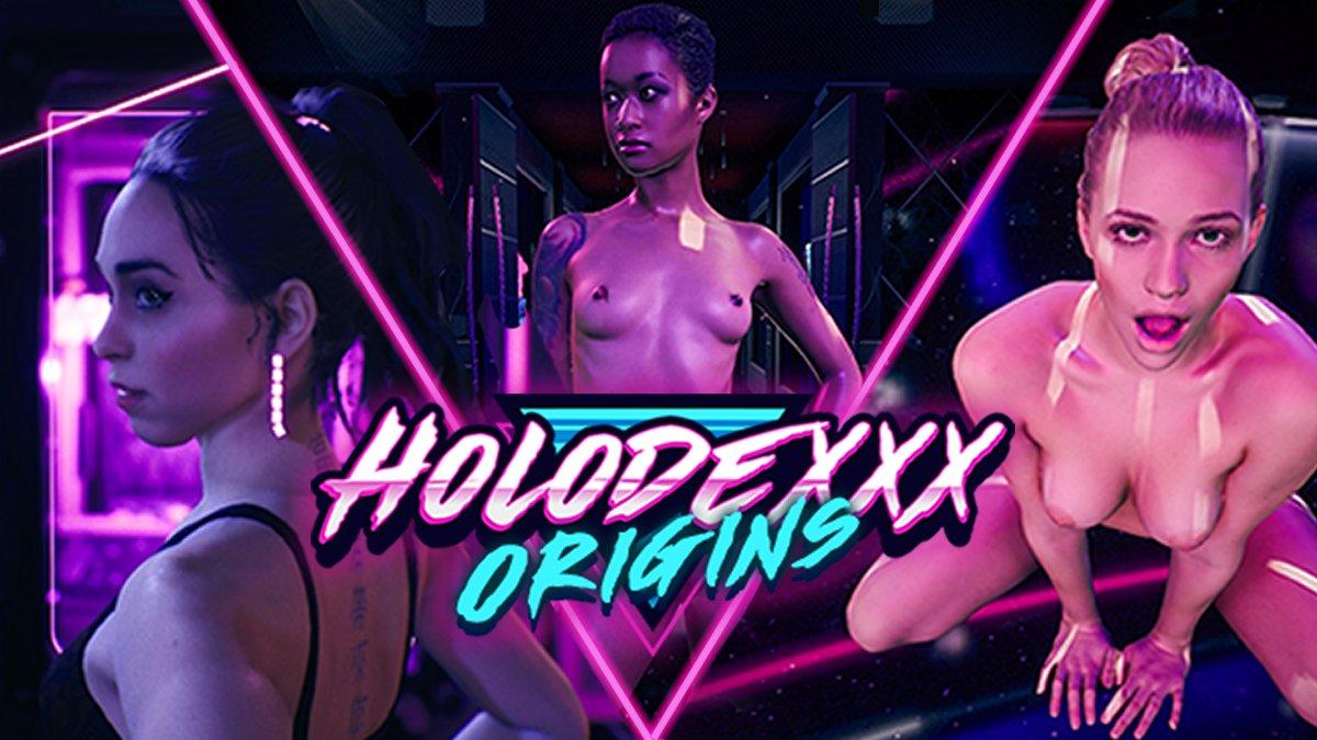 simulation Game - Holodexxx Origins