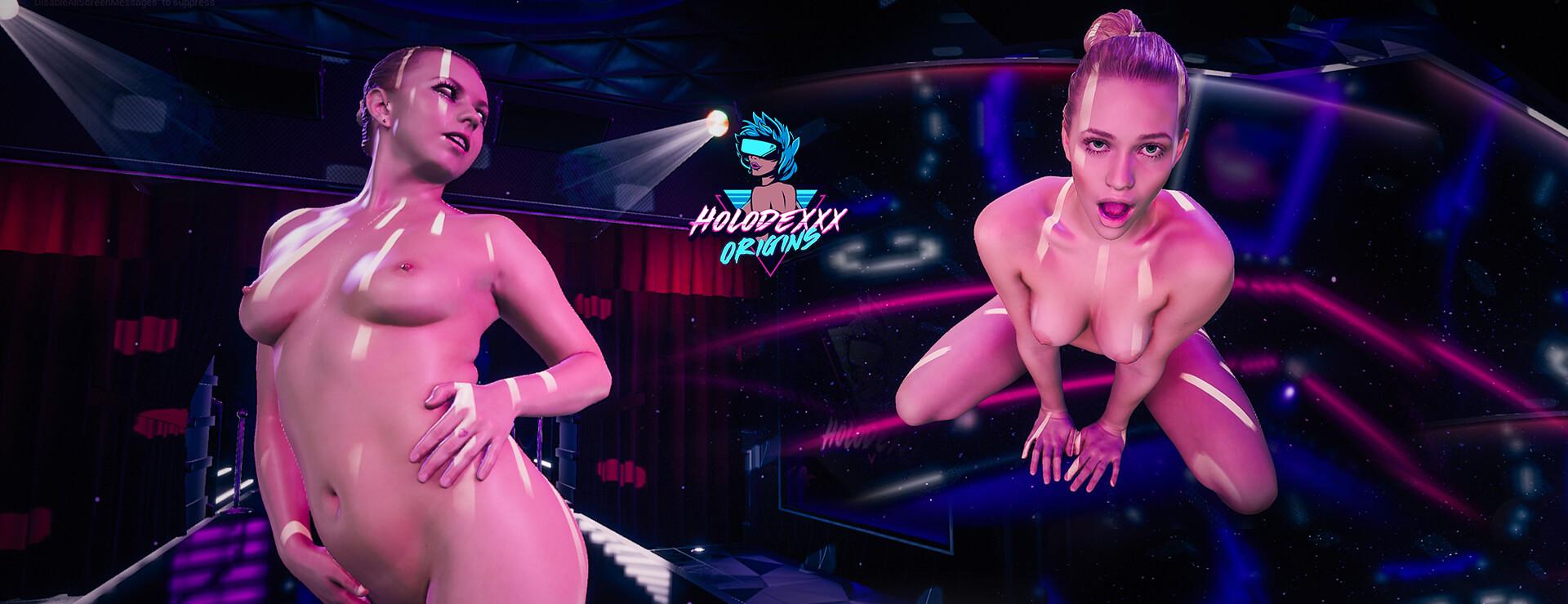 Holodexxx Origins - Simulation Game