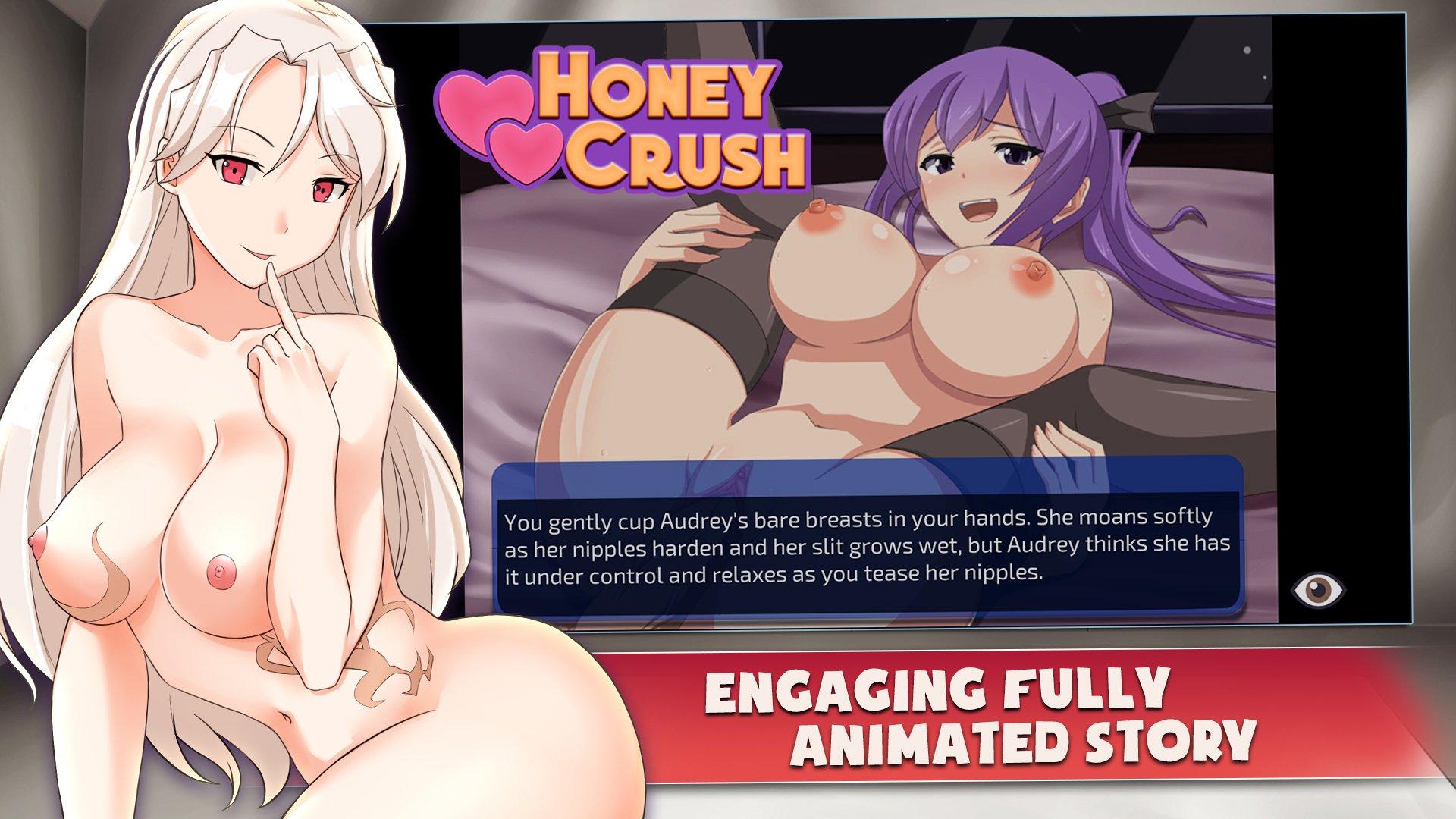 casual Game - Honey Crush