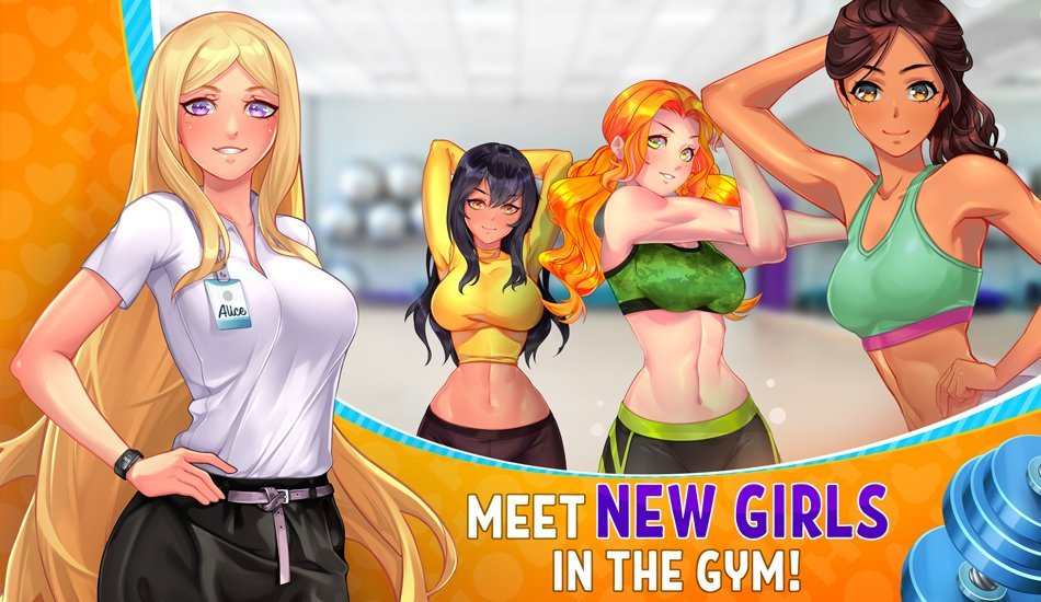 (18+)Hot Gym (MOD, Unlimited Money/Free WheelCount/Jackpots) v1.2.0 4