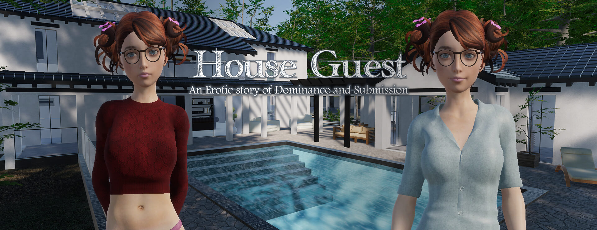 House Guest - Simulation Game