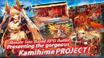 Kamihime PROJECT R - Turn Based RPG Game