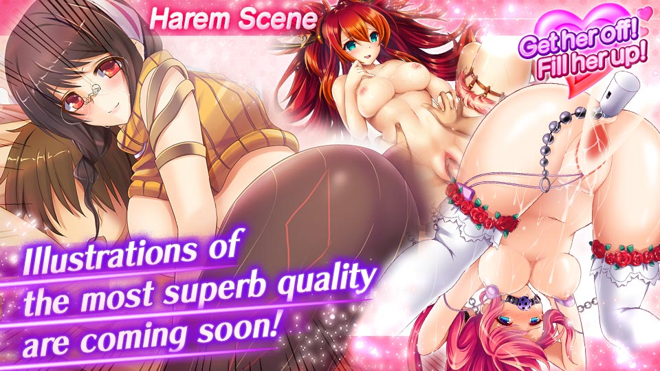 Kamihime PROJECT R girls getting pussy fucked