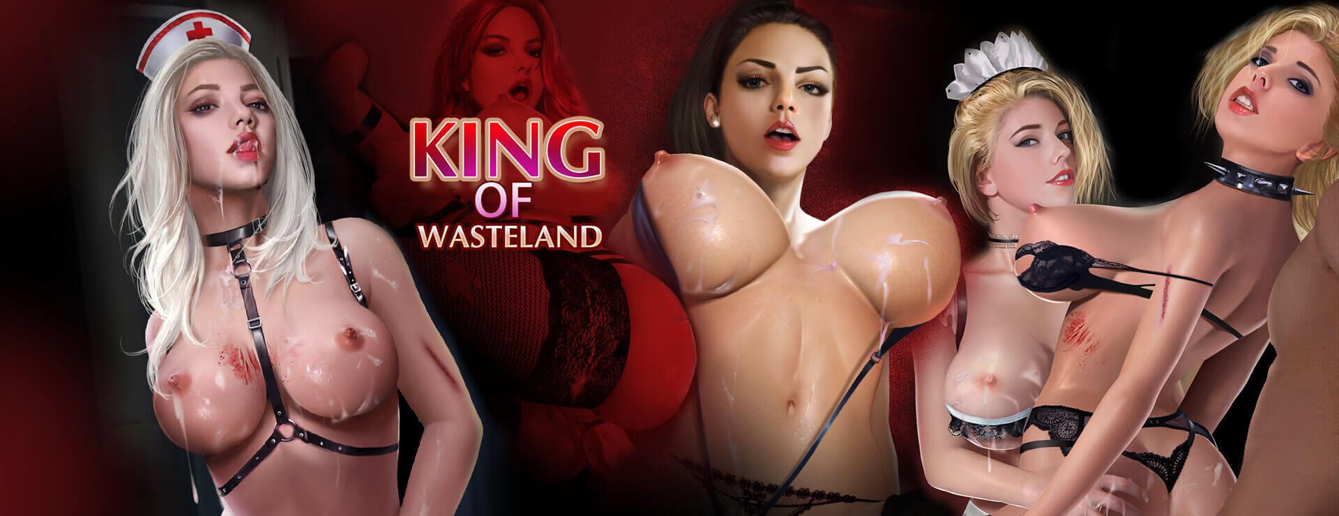 King of Wasteland - Simulation Game