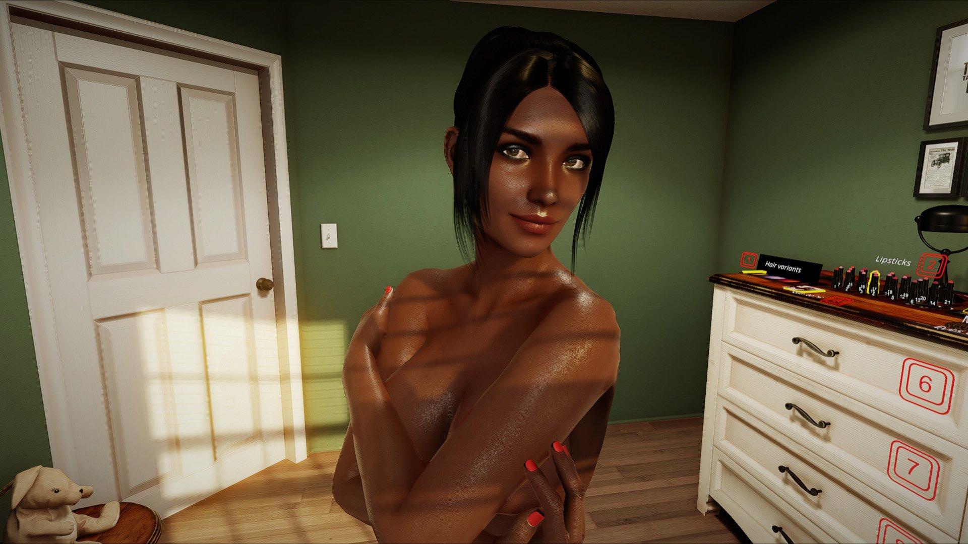 simulation Game - Love Vibe: Aria VR