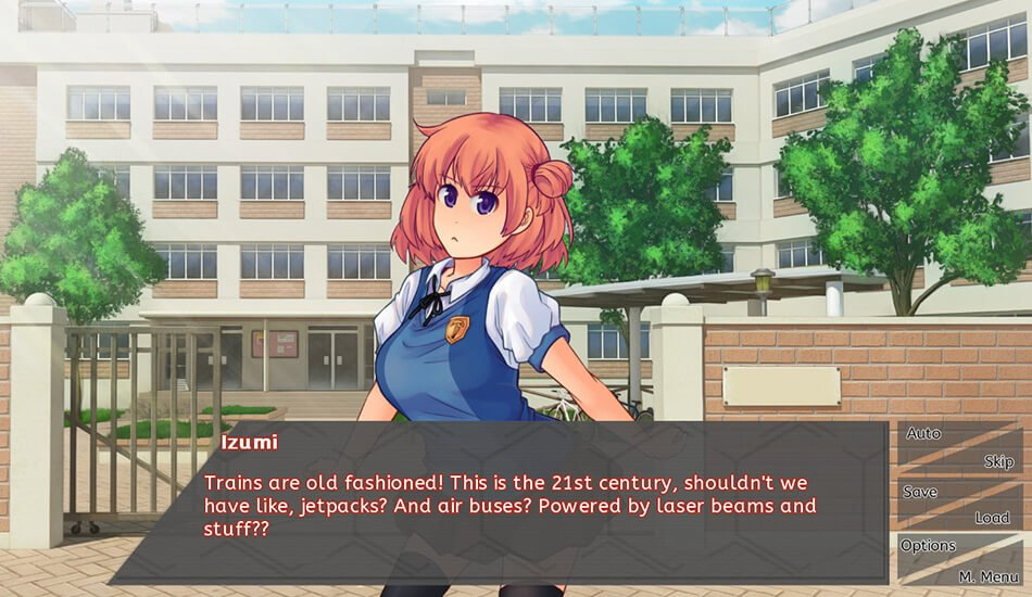 Main Character Simulator