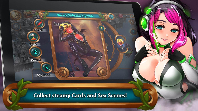 casual Game - Merge Nymphs Game