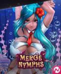 Merge Nymphs - Casual Game
