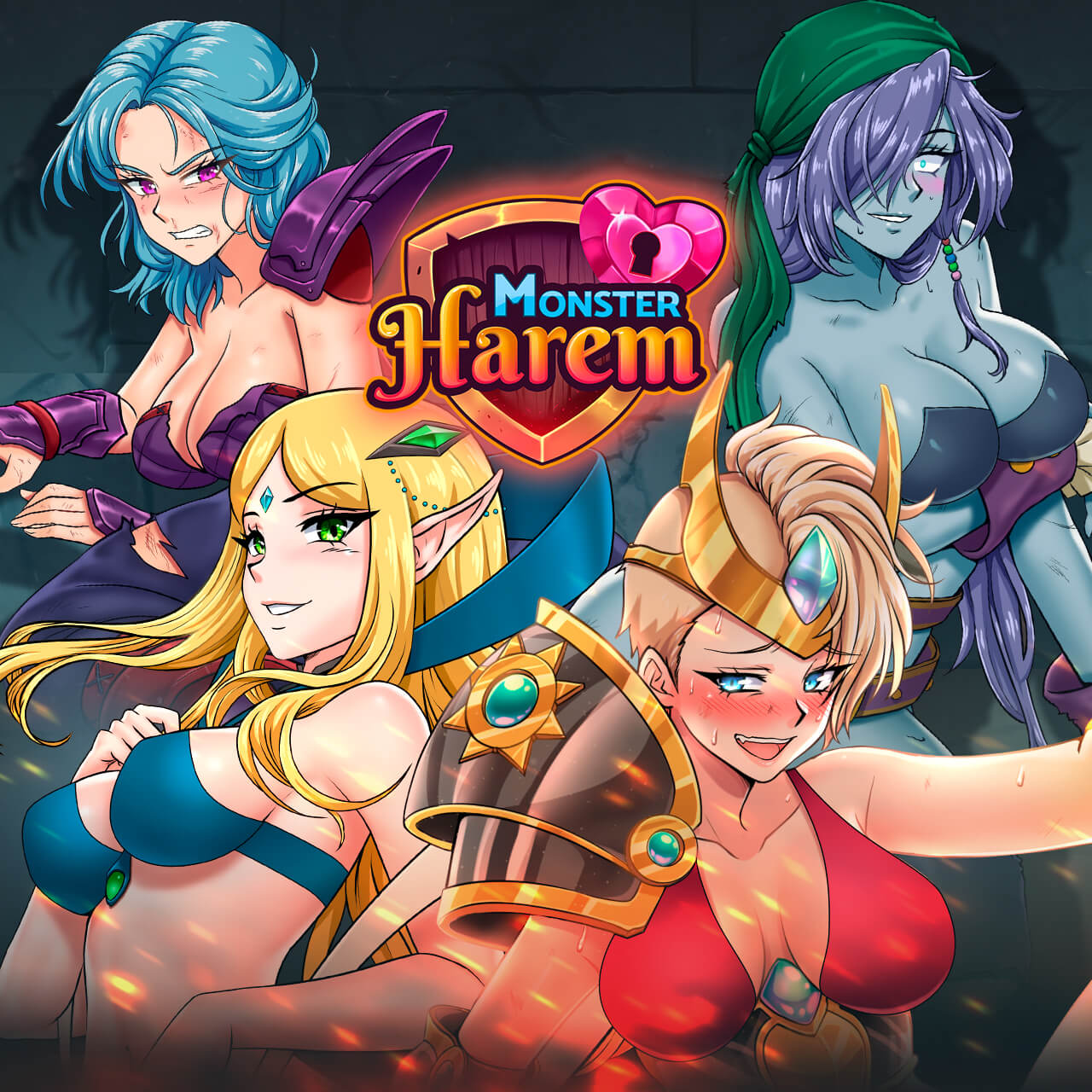 League Legends Hentai Game