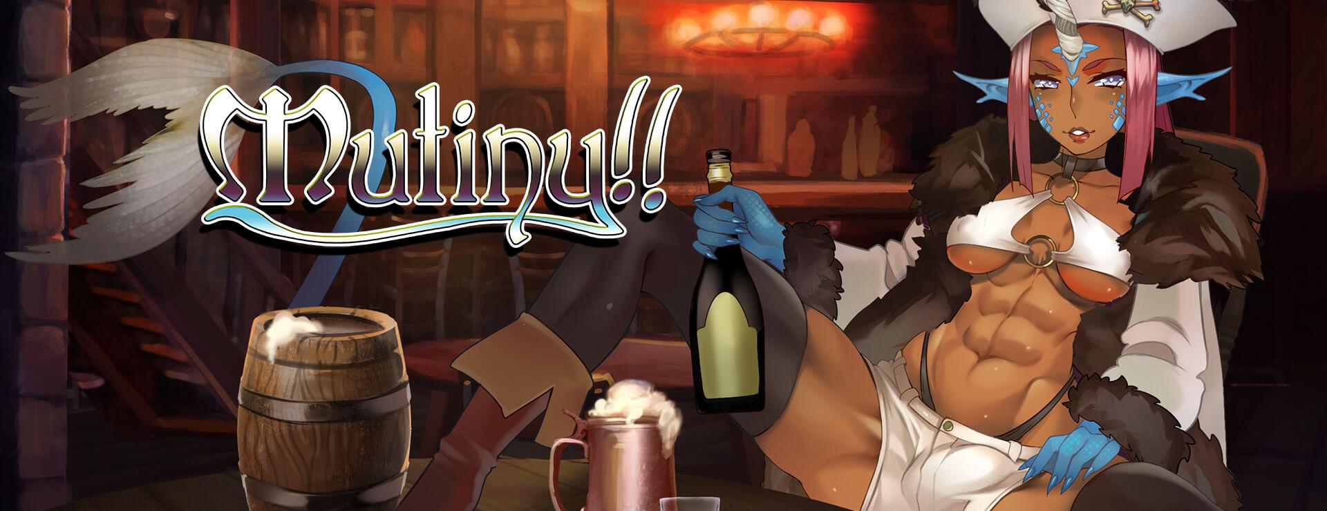 Mutiny!! - Visual Novel Game