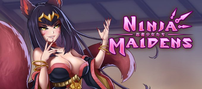 Play Ninja Maidens Game