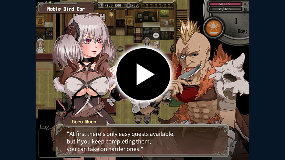 Niplheim's Hunter - Branded Azel - RPG Game