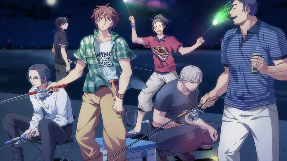 visual-novel Game - No Thank You!!!