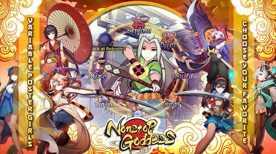 how to hack non stop goddess android | Free Mod Android