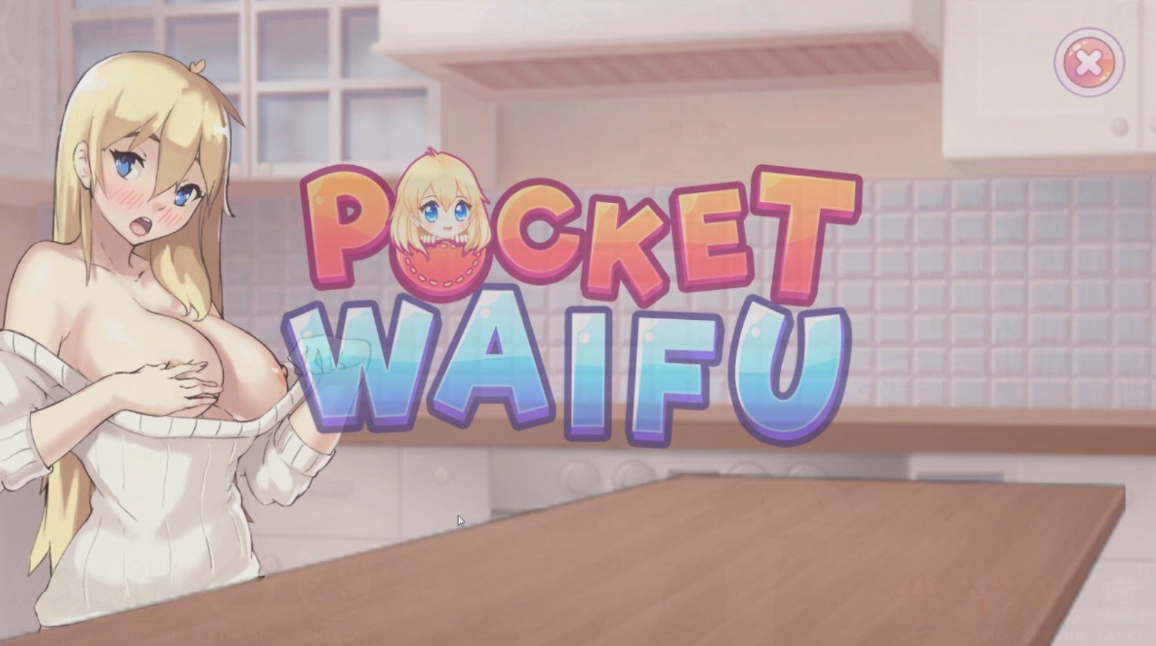 Pocket Waifu DL - Casual Game